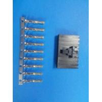 Wholesale Single Row 2-20 PIN , 2.54mm Pitch , PCB Connectors Wire to Board , Color Black from china suppliers