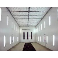 Wholesale water base spray paint booth, paint booth HX-800 from china suppliers