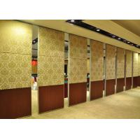 Wholesale Sound Proof Doors Folding Panel Partitions  Metal Partition Frame Ceiling from china suppliers