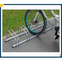 Wholesale Imported Q325 Carton Steel Unique Assembly Slot Bike Rack  Bicycle Rack, Electric Bicycle Stand Rack from china suppliers