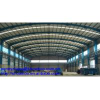 Wholesale Construction prefabricated steel roof truss design from china suppliers