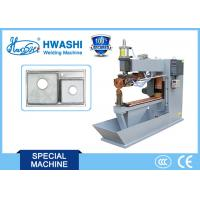 Wholesale Sink Stainless Steel  Rolling Seam Automatic  Welding Machine from china suppliers