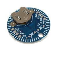 Wholesale Real Time Blue Clock Module DS3231SN ChronoDot V2.0 I2C Diameter 3CM from china suppliers