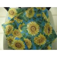 Wholesale Embroidery bedsheet and pillow cases set with flower design from china suppliers