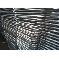 Wholesale Hot selling design steel barricade crowd control barrier made in China from china suppliers