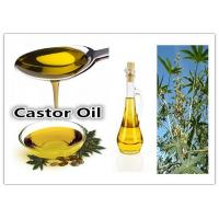 Wholesale Castor Oil Safe Organic Solvents Dehydyated Castor Oil for Injectable Steroids Cas 8001-79-4 from china suppliers