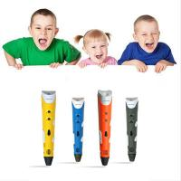 Buy cheap 12V 2A 3D Drawing Pen 3D Printer Pen , CE ROHS UL FCC Approval from wholesalers