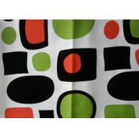 Wholesale Flocked Damask Fabric Shrink-Resistant With Geometry Patterned from china suppliers