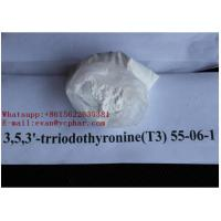 Wholesale Safety Lose Weight Hormones , L - Triiodothyronine For Muscle Gain 55-06-1 from china suppliers