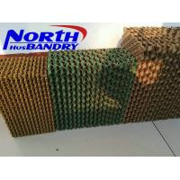 China Greenhouse Evaporative Cooling Pad/air curtain on sale
