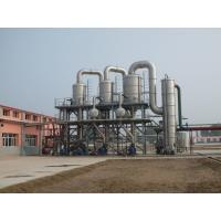 Wholesale Food / Chemcial Industry Single Effect Evaporator Long Tube Vertical External Circulation from china suppliers