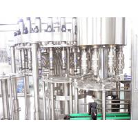 Wholesale Automatic Fruit Juice Filling Machine Equipment for PET Glass Bottles , 220V from china suppliers