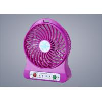 Wholesale Hand Control Micro Electric USB Mini Fan Desktop Outdoor Cooling from china suppliers