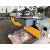 Wholesale 1200kg Loading Capacity Welding Rotary Positioner 1200mm Table from china suppliers