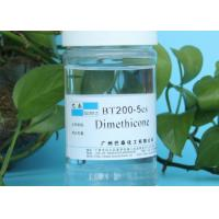 Wholesale 5 CST Viscosity Dimethyl Silicone Oil / Dimethicone Dimethicone For Skin from china suppliers