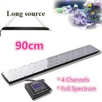 Wholesale 36′′/90cm/3ft Full Spectrum Dimmable Marine LED Aquarium Light from china suppliers