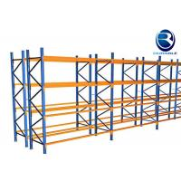 Wholesale D2 D3 Roll Forming Rolls Making Warehouse Rack / Supermarket Shelves from china suppliers