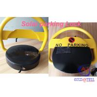Wholesale Popular Solar Rechargeable Car Parking Locks Automatically Fast Controlled by Remote from china suppliers