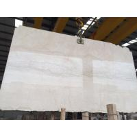 Buy cheap Italian Botticino Classico Italy Beige Marble Stone Slab Home Decoration from wholesalers