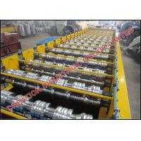 Wholesale Automatic Colored Metal Roof Tile Roll Forming Machine Roof Sheet Making Machine from china suppliers