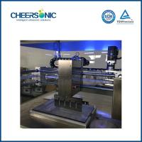 Wholesale Fully Automatic Ultrasonic Cheese Cutting Machine / Equipment 500-1600W from china suppliers