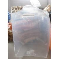 Wholesale Durable Form Fit PE Big Bag Liners Skirt Top With Filling Spout Top Type from china suppliers