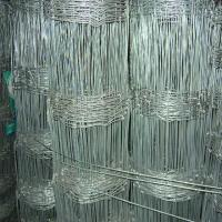 Wholesale 0.5 - 2m Height Low Carbon Steel Farm Field Fence For Cattle, Grassland Fencing from china suppliers