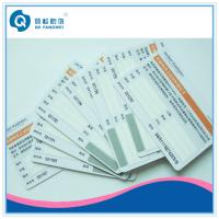 Wholesale Silk Screen Hot Stamping Plastic Card Printing For Hospital / Library from china suppliers