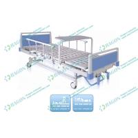 Wholesale Luxury Manual medicare / home care hospital beds with rails , Hospital Care Furniture from china suppliers