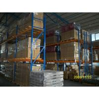 Wholesale OEM Wood Plate or Steel Pallet, Selective Warehouse Industrial Pallet Racking from china suppliers