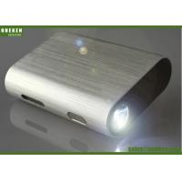Wholesale LED Flashlight Usb Rechargeable High Capacity 9000mAh Power Bank With Led Torch from china suppliers