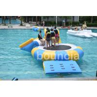 Quality Durable Inflatable Water Sports / Water Park Games For Pool  With TUV Certification for sale