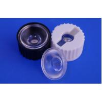 Wholesale 1W 3W Optical PMMA LED Collimator Lens Concave Frosted For Led Spotlight Lens from china suppliers