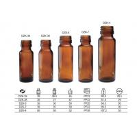 Wholesale Amber  Bottles from china suppliers