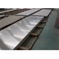 Wholesale Mill Edge Stainless Steel Metal Sheet / Stainless Steel 304 Plate Construction from china suppliers