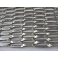 Wholesale Louver Mesh Aluminum Expanded Metal,Mesh 76mx16mm,Strand 6.3mm from china suppliers