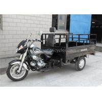 Wholesale Enclosed Box Disc Brake Cargo Motorcycle Motorized Tricycles Durable Frame from china suppliers