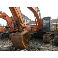 Wholesale Used Hitachi EX200-3 Excavator Second Hand Construction Machinery 1.0cbm Capacity from china suppliers