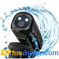 Wholesale Waterproof Mini 1080P Sports Camera (LED + Laser Light, HDMI) from china suppliers