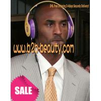 Quality Monster Beats By Dr Dre Kobe Bryant Headphones for sale