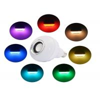 Wholesale Dimmable Colorful Audio Bluetooth Music Light Bulb Wireless For Home from china suppliers