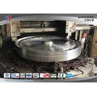 Quality Tube Plate Open Die Forgings Alloy Steel Tube Plate 3150T Open Die Hydropress for sale