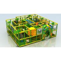 Wholesale full frame creative children's playground equipment indoor play structure from china suppliers