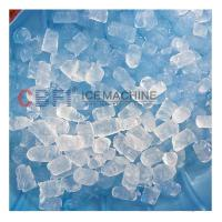 Wholesale Large Capacity Energy Saving Crispy Ice 2 tones Edible Ice Cube Machine / Pellet Ice Maker from china suppliers