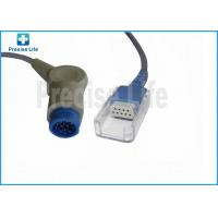 Wholesale Mindray SpO2 adapter cable connect with Nellcor DB 9 pin SpO2 sensor from china suppliers