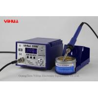 Wholesale YIHUA 939D+ New Design With Aluminium Alloy Material And 3 Storage Segment Soldering Station from china suppliers