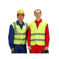 Wholesale EN 20471 High Visibility Work Uniforms Anti StaticReflective Safety Vest from china suppliers