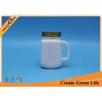 Wholesale Classic White 16oz Eco Mason Glass Jars For Beverage Drinking from china suppliers