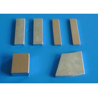 Wholesale Rectangular Bar Sintered Ndfeb Magnet , Block Magnet for Disc Drives from china suppliers