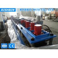 Wholesale 8 - 12 m / min Forming Speed Window Frame Roll Forming Equipment Drived by Chain from china suppliers